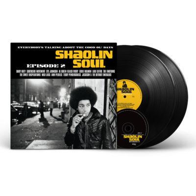 Shaolin Soul Episode 2 Vinyl