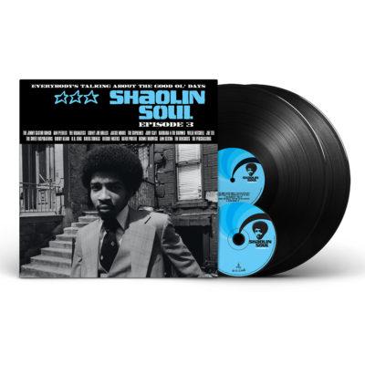 Shaolin Soul Episode 3 Vinyl