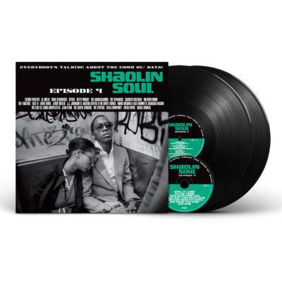 Shaolin Soul Episode 4 Vinyl