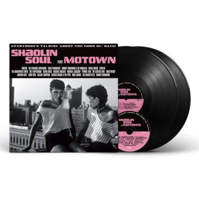 Shaolin Soul Plays Motown Vinyl