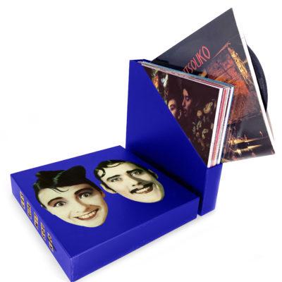 Boxset 13 Vinyles
