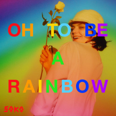 Artwork single Oh, To Be A Rainbow!
