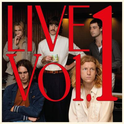 Live Vol. 1 - Artwork album (digital)