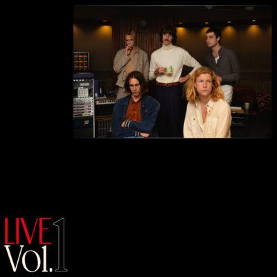 Live Vol. 1 - Cover vinyle