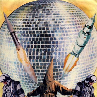Spirit of Apollo Album Cover Art