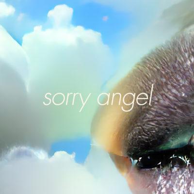 POCHETTE SINGLE SORRY ANGEL